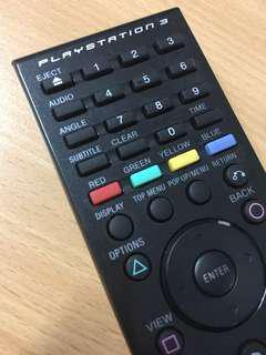 PS3 Bluray Remote