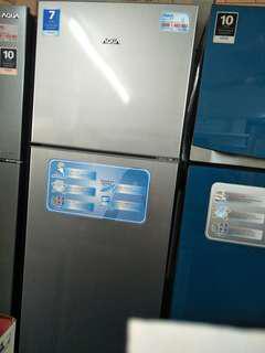 Kulkas Aqua 2 pintu bisa kredit Dp 0%