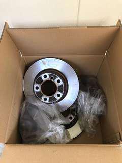 F30 Stock front brake kit