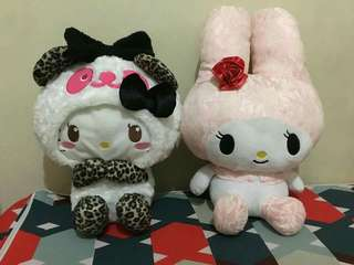 Hello kitty and my melody