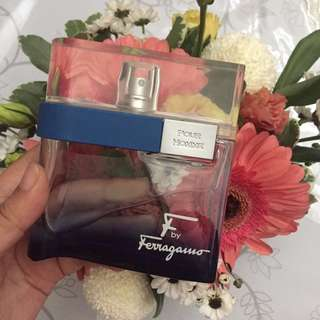 100ml F for Ferragamo Pour Homme Men's Perfume
