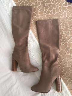 Marco Gianni knee high boots