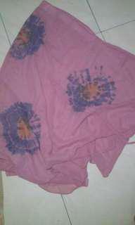 Khimar pink salem