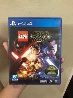 PS4 LEGO Star Wars