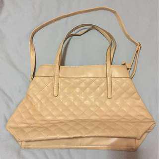 Authentic Parisian 2-Way Bag
