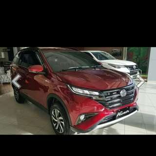 Toyota RUSH Dark Red 087882167101