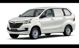 Toyota avanza 087882167101