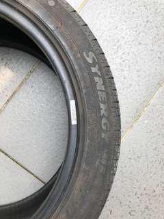 Silverstone Synergy M5 185/55/15