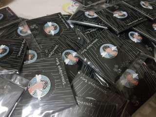 🚚 Kim Heechul OMC pins