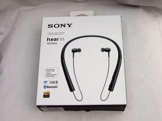 Sony H.ear in Wireless Headphone, Black (MDREX750BT)