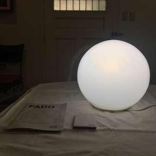 IKEA Fado White Lamp