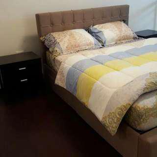 1BR-Loft Type Condo For Rent