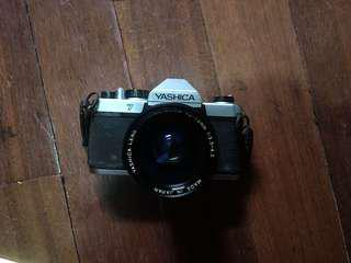 35mm Yashica Not working