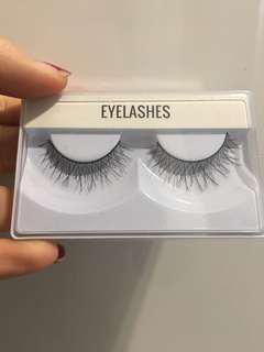 Japanese natural false eyelashes