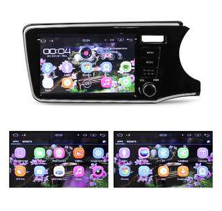 Honda City 2014 OEM Android Player