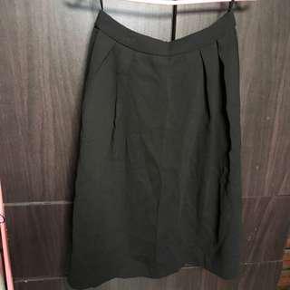 Free sf uniqlo skirt
