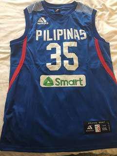 (Grade A) Pilipinas FIBA Jersey (#35 Wright)