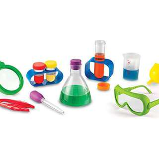 Learning Resources Primary Science Lab Activity Set steam toy stem color mixing experiment 兒童科學實驗玩具