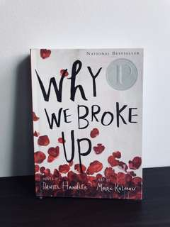 Why We Broke Up by Daniel Handler (big)