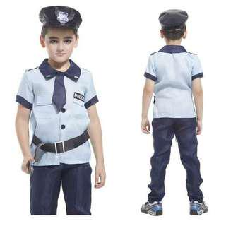 COSTUME POLICE FOR RENTAL