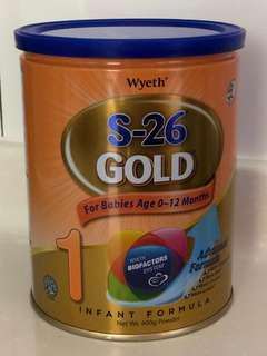 [to bless] S-26 Gold infant formula 0-12 months