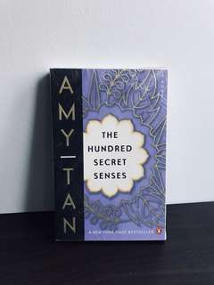 A Hundred Secret Senses by Amy Tan