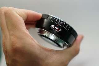 Nikon Ai to Sony E Speedbooster (nikon to sony nex,no af)