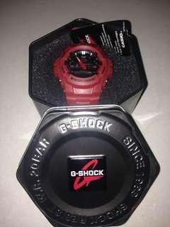 Jam Tangan G-Shock Red