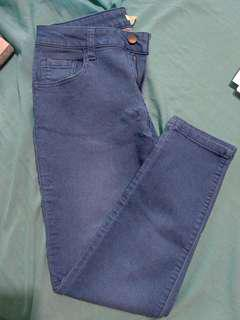 Forever 21 Denim Pants
