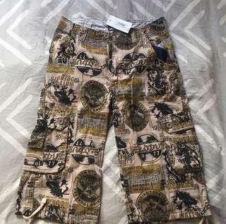 BOB MARLEY shorts