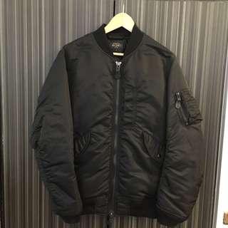 Beams 男裝羽絨外套 2018購自日本 Size : L