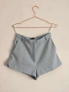Shieke Pastel Blue Shorts