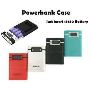 DIY Powerbank Case  Use 18650 Battery