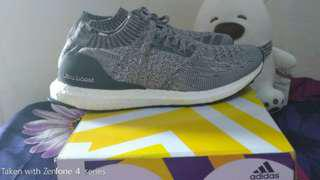 🔵Adidas UltraBOOST Uncaged Frosted Grey BY2550