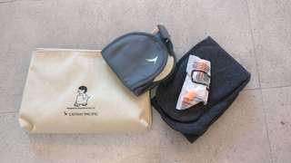 Cathay Pacific JW Marriott toiletry kit