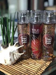 Bath & Body Works Body Mist