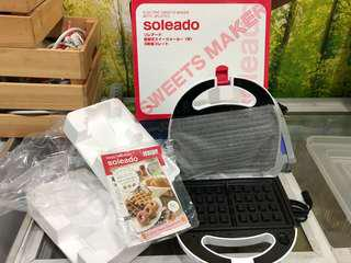 BRAND NEW SOLEADO ELECTRIC SWEETS MAKER IMPORTED FROM JAPAN