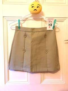 skirt  ( have short )