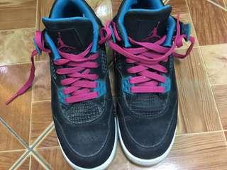 Orig Jordan 4 vivid pink