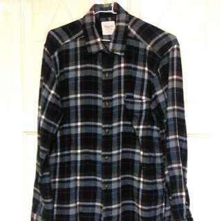🚚 Lativ 格子襯衫