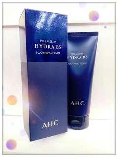 AHC Hydra B5 Soothing Foam 高效B5水合舒緩洗面乳 180ml