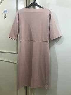 Office / Formal Pink Dress