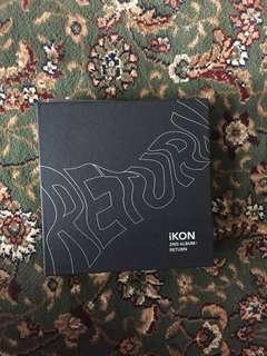 Ikon Album Return