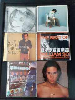 蘇永康CD六隻