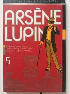 Arsene lupin no.5