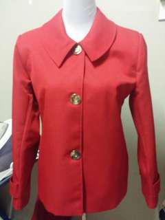Mary kay Red Jacket
