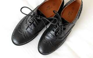 REPRICE!!! New look oxford shoes