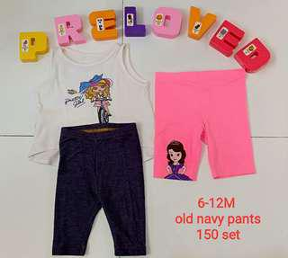 Soft pants for girls