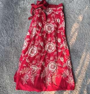 Rok Batik + FREE Kebaya Encim