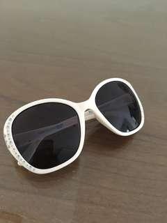 Sunglasses kid- white